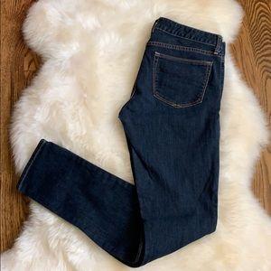 Gap 1969 Women's Always Skinny Dark Wash Jeans